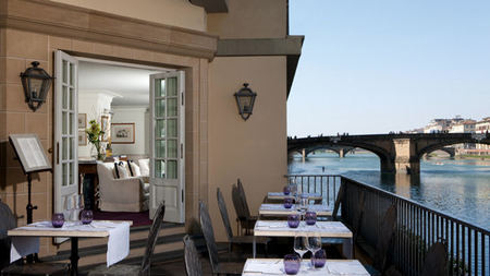 Hotel Lungarno in Florence Opens After 6 Month Renovation