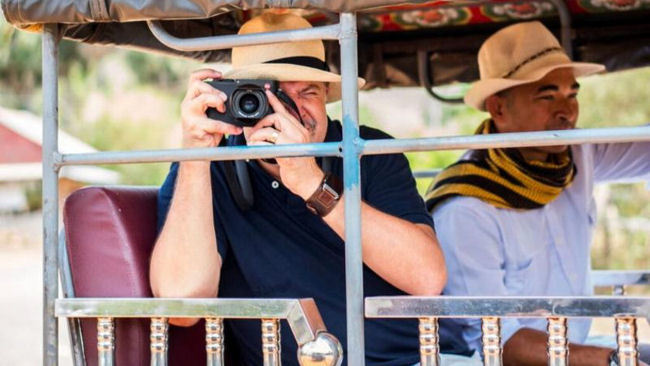 Aqua Expeditions Launches a New Photography Cruise on the Aqua Mekong