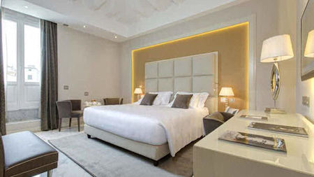 Curio Collection by Hilton Opens First Hotel in the Eternal City