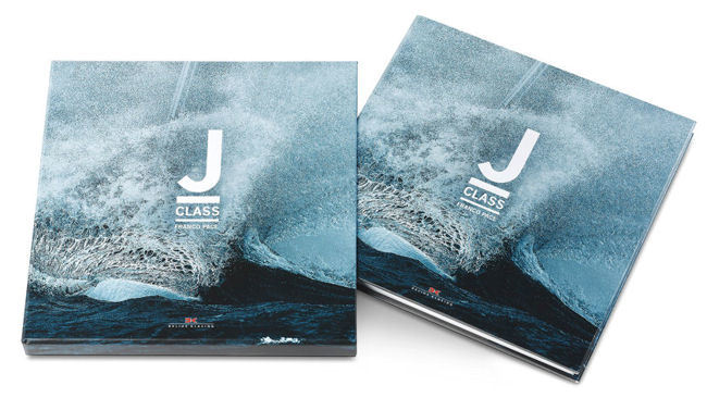 J Class by Franco Pace, A Stunning Yacht Tribute in New Coffee-table Book