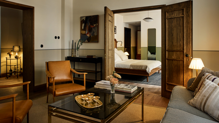 Sanders - A New Boutique Hotel in Copenhagen