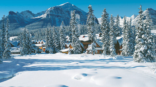 3 family winter vacation spots in the canadian rockies for Best family winter vacation spots