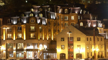 Auberge Saint-Antoine Welcomes Travelers Abroad for Thanksgiving