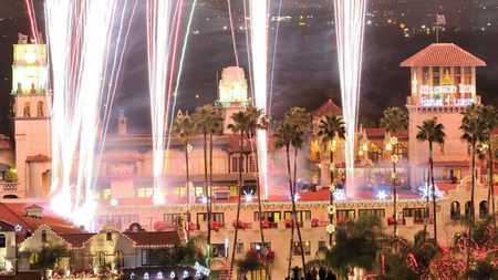 The Mission Inn Celebrates 25th Anniversary of the Festival of Lights
