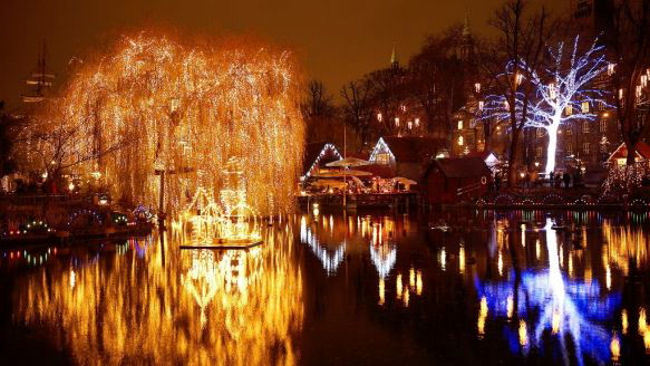 Biggest Light Festivals for the Holidays