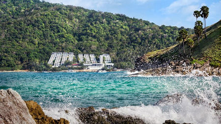 The Nai Harn Phuket Named Leading Hotels New Member of the Year 2017