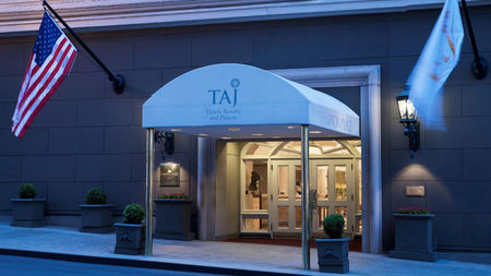 Taj Campton Place Partners with Brooks Brothers San Francisco