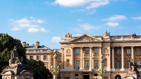 Valentine's Day in Paris at Hotel de Crillon, A Rosewood Hotel