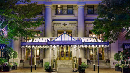 The Willard InterContinental Celebrates 200 Years in Washington DC