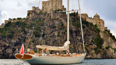 Coppola's Palazzo Margherita to Offer Private Yacht Experience Around Southern Italy