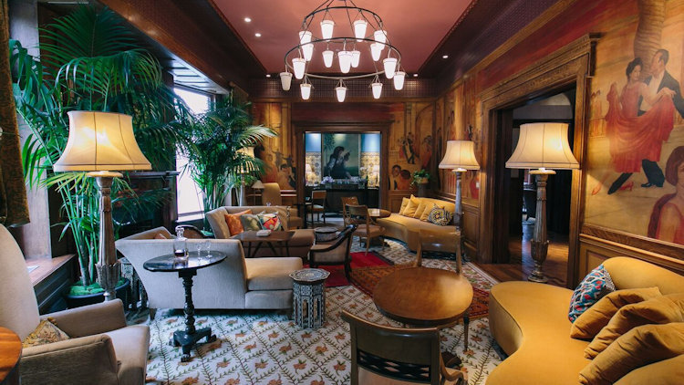 A Visit To The Ivy Hotel Baltimore Maryland