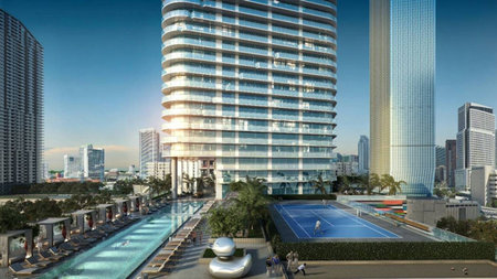 SLS LUX Brickell Hotel & Residences Now Open in Miami