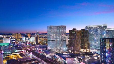 Waldorf Astoria Arrives on the Iconic Las Vegas Strip