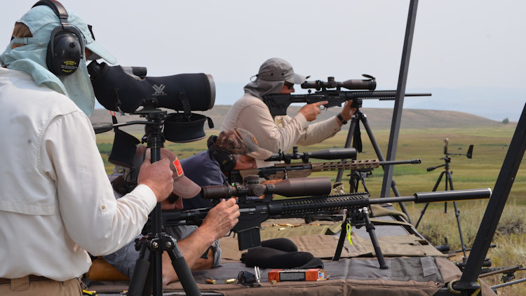 Mile-Long Marksmanship Adventure In Jackson Hole