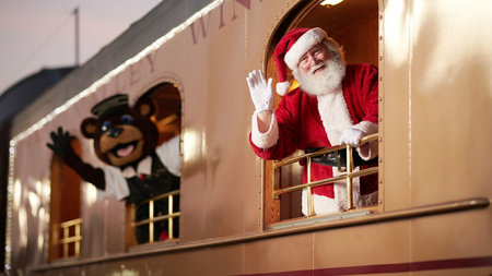 Napa Valley Wine Train Announces Return of Beloved Santa Trains