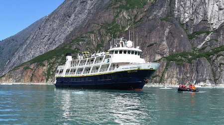 Lindblad Expeditions Offers Kids Free in Alaska