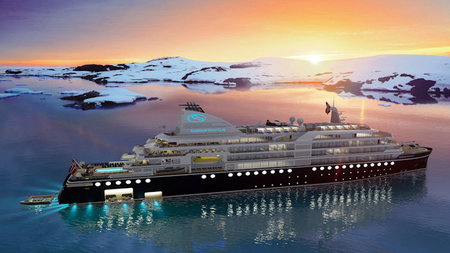 Travel from Pole to Pole on SeaDream's New Luxury Cruise Ship
