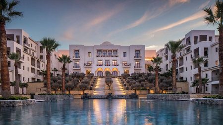 Four Seasons Hotel Tunis Celebrates Elegance and Charm of North Africa