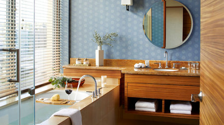 Pan Pacific Seattle Introduces In-Room 'Bath Bar' as New Luxury Wellness Offering