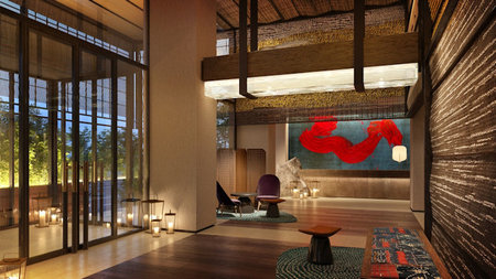 Nobu Hotel Barcelona Opens September 12