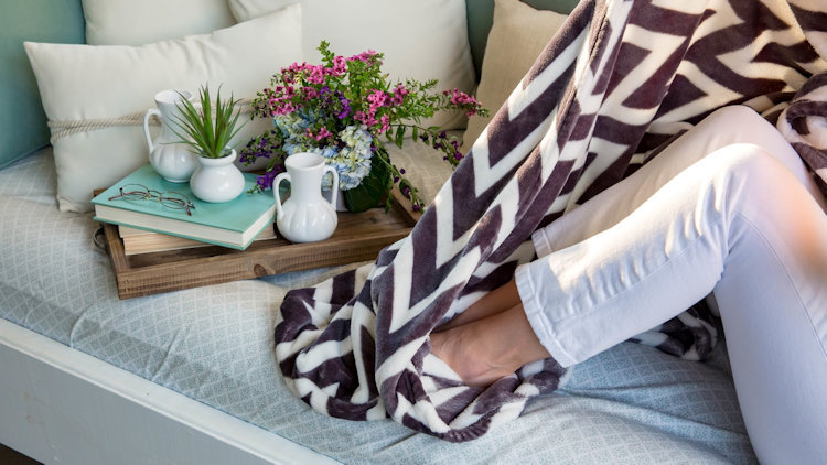 PediPocket is the Blanket You Need to Keep Warm this Fall!