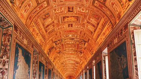 The Art of Looking Up: 40 spectacular ceilings around the globe