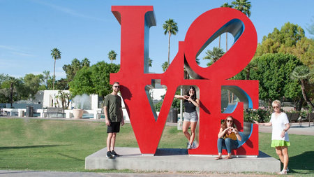 Explore Scottsdale's Public Art Scene with Hotel Valley Ho's New Walking Tour