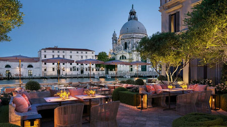 The St. Regis Venice Debuts on the Grand Canal