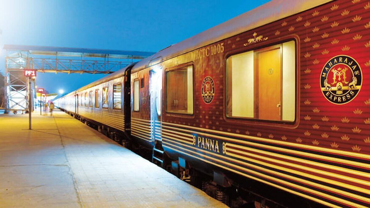The Best Luxury Train Journeys in the World