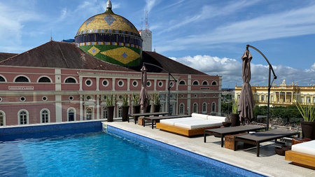 Juma Opera Hotel, A New Boutique Hotel in Manaus