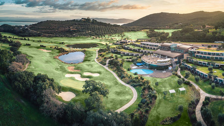 Argentario Golf Resort & Spa Re-opens in Tuscany
