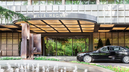 Madrid's Iconic Hotel Villa Magna to Reopen Under the Rosewood Hotels & Resorts Flag