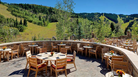 The St. Regis Deer Valley Is Open with Full Slate of Summer Activities