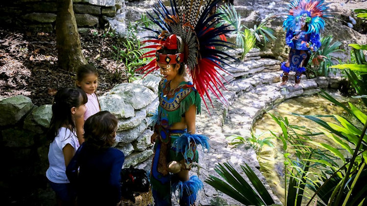 New Private Jungle Adventure for Kids at Grand Velas Riviera Maya