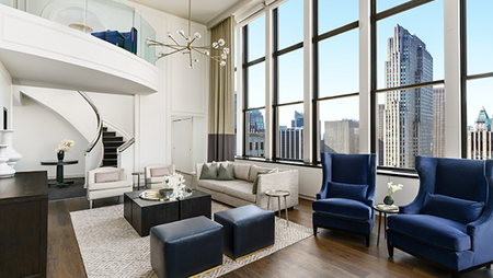 Lotte New York Palace Unveils The Royal Suite Collection