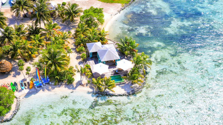 Cayo Espanto Provides Luxe Wellness, Nature & Culinary Experiences