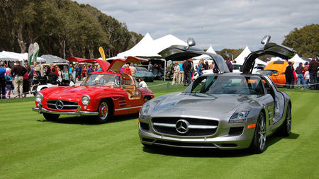 Attend the Concours D'Elegance at The Ritz-Carlton Amelia Island, Florida