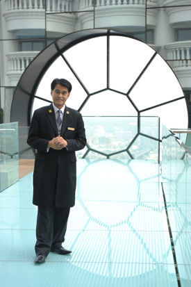 Interview with the Concierge of Bangkok's Tower Club at lebua