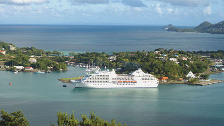 The Regent Navigator Experience in the Caribbean