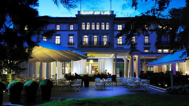 Zurich's Baur Au Lac Re-opens Outdoor Terrace For Summer