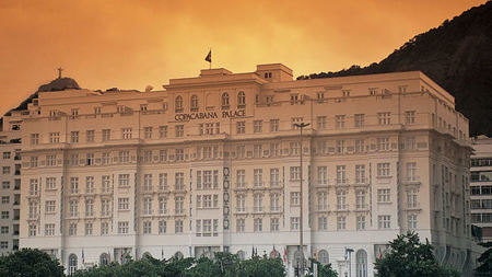 Bieber & Gomez Staying in Rio's Copacabana Palace Penthouse Suite