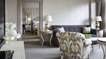 The Madison's Jefferson Suite Featured in Elite Traveler's Top 101 Suites