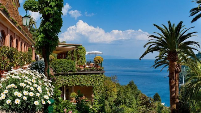 Jet Set Pet: Portofino's Hotel Splendido Loves Dogs