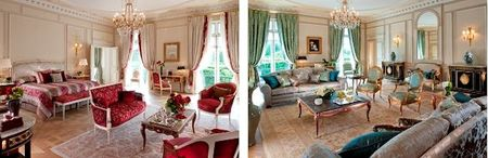 Le Meurice in Paris Unveils Renovated Presidential Suites