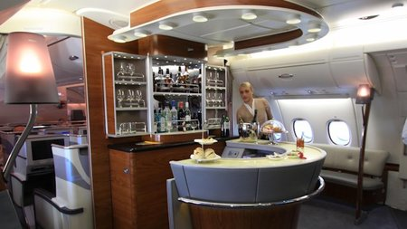 Worth Magazine Reveals Top 10 Airlines Business Class
