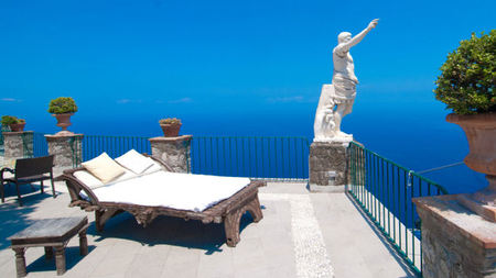 Hotel Caesar Augustus Launches New Penthouse Suite for 2013