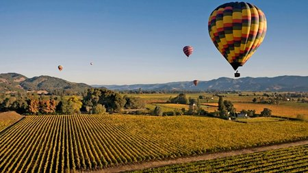 U.S. Luxury Travelers Name Wine Country Getaways & Luxury Cruises As No.1 Wish List Experiences