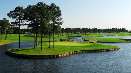 Best of Myrtle Beach for a Fall or Winter Golf Getaway