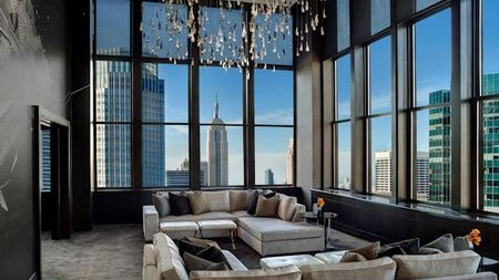 The New York Palace Debuts Two New Specialty Triplex Suites