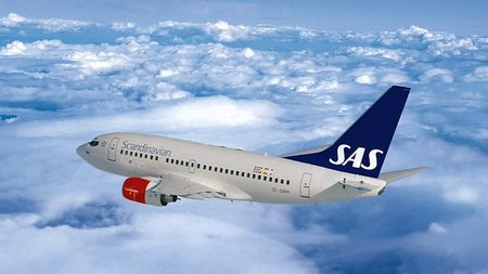 SAS Offers Low Fares to Scandinavia, Finland & Europe